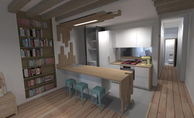 conseil achat sur plan d un appartement neuf en vefa aix en provence. Black Bedroom Furniture Sets. Home Design Ideas