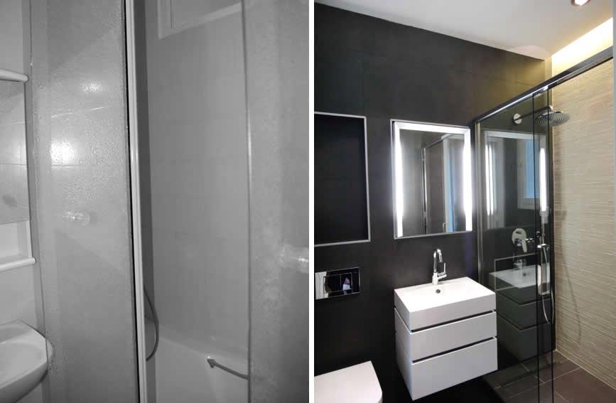 avant apr s architecture d 39 int rieur d 39 une maison de ville 6 pi ces 180m2. Black Bedroom Furniture Sets. Home Design Ideas