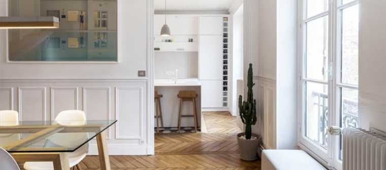 Customer testimonials after the renovation of an appartement in Paris